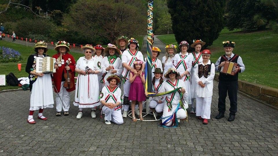 Royal Tasmanian Botanical Gardens Spring Festival 2014